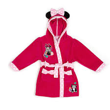 robe de chambre minnie minnie mouse robe for