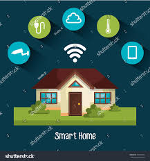 Home Design Stock Images by Smart Home Design Stock Vector 379074994 Shutterstock