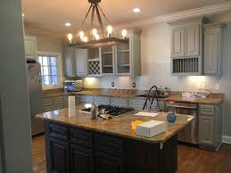 does paint last on kitchen cabinets how do painted kitchen cabinets last nash painting