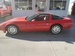 1992 Corvette Interior 1995 Chevrolet Corvette For Sale Carsforsale Com