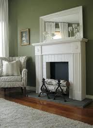 fake fireplace mantel image of faux fireplace mantel with chair faux fireplace mantel uk
