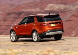 land rover discovery sport 2017 red land rover discovery review parkers