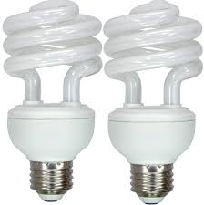 ge helical light bulbs ge lighting 15518 energy smart spiral cfl 20 watt 75 watt