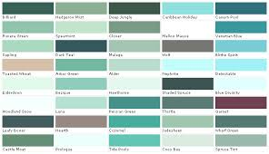 pictures sample of paint colors for a house home remodeling