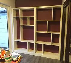 Open Shelving Unit by Irish Made Pine Furniture Any Design And Finish We Can Make It