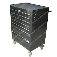 Tool Cabinet On Wheels by Ball Bearing 7 Drawers Steel Tool Box On Wheels Ax 1031a