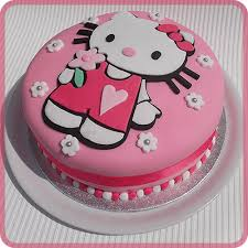 hello kitty birthday cake best images collections hd for gadget