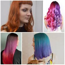 multi tone hair colors new hair color ideas u0026 trends for 2017
