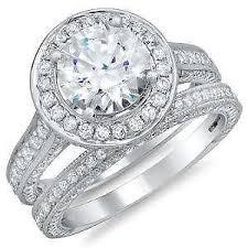 used wedding rings platinum wedding ring ebay