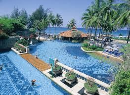 phuket sheraton grande laguna dusit beach resort phuket thailand