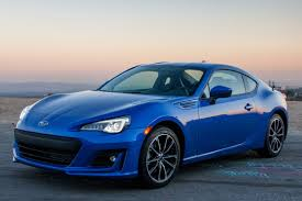 subaru blue 2017 2017 subaru brz our review cars com