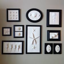 Art Frame Design Best 25 Seashell Picture Frames Ideas On Pinterest Seashell
