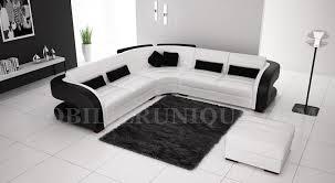 canapé d angle en cuir pas cher modèle canapé d angle royal sofa idée de canapé et meuble maison