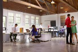 Open Plan Office Furniture by Modern Office Furniture Trends For 2015 Clear Design