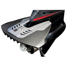 se sport 400 no drill hydrofoil fits engines over 40 hp