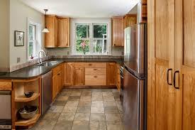Flat Kitchen Cabinets Modern Custom Kitchen Cabinetry Stauffer Woodworking