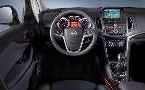 opel zafira 2008 opel zafira tourer first drive motor trend