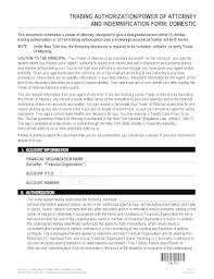 editable power of attorney letter sample authorization fill out