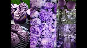 purple decorations purple themed wedding decorations ideas