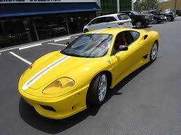 Ferrari 360 Challenge Stradale Interior 2004 Ferrari 360 Challenge Stradale 37893 Ferrarihub Com
