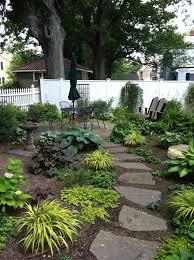 Backyard Trees For Shade - image result for shade garden under tree green thumb pinterest