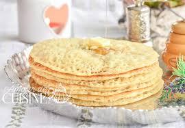 soulef amour de cuisine baghrir express crêpes à milles trous inratables amour de cuisine