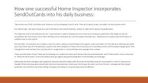 Cheap Holiday Cards For Business Relationship Marketing For Home Inspectors