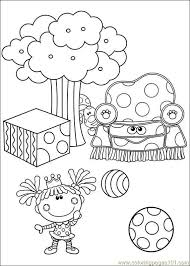 blues clues 21 coloring free blue u0027s clues coloring pages