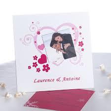 faire part mariage avec photo faire part mariage personnalisé photo idées cadeaux