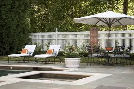 exterior design and decks exterior design appealing patio with wood fence designs and