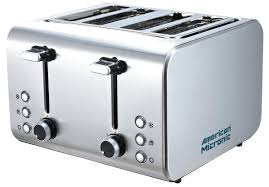 Automatic Toaster American Micronic Instruments Inc Products
