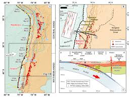 Plate Tectonics Map Here Are The Usgs Web Pages For