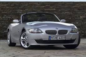 bmw sport car 2 seater used 2007 bmw z4 for sale pricing features edmunds
