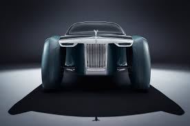 rolls royce front bmw reveals mini rolls royce vision next 100 concepts photo