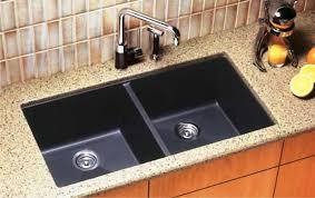 Undermount Kitchen Lights Interior Black Undermount Kitchen Sink Soaking Tub With Shower