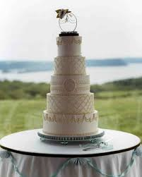 buttercream cakes from real weddings martha stewart weddings