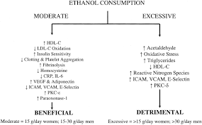 alcohol and the cardiovascular system research challenges and