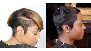 razor chic hairstyles razor chic of atlanta university