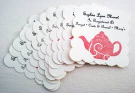bridal shower registry items similar to baby shower or bridal shower registry cards 12