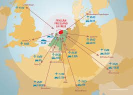 Holland On World Map by Home Friesland Holland Tours