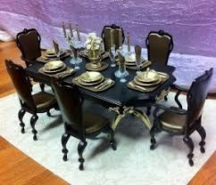 barbie dining room barbie dollhouse furniture sets hollywood thing