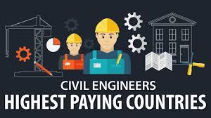 civil engineering jobs in india salary tax highest paying countries for civil engineer civil engineering