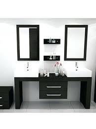 Bathroom Sink On Top Of Vanity Vanity With Vessel Sink Top Vanities For The Modern Bathroom