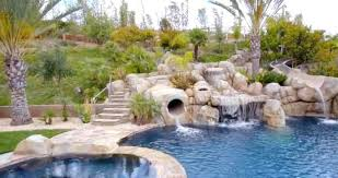 waterfalls for inground pools pools with waterfalls swimming pool designs with waterfalls best