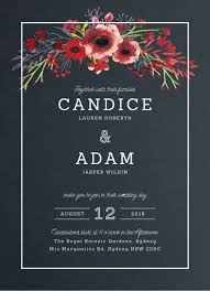 wedding invitations wedding invitations nsw grand burgundy white ink wedding