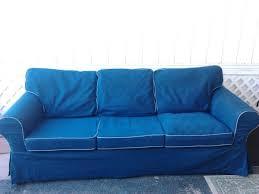 White Sofa Cover by Ikea Ektorp Sofa Cover Roselawnlutheran