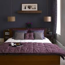 purple and gray room home design ideas