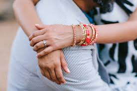 ring engaged is it bad luck to wear a ring on that finger before you re engaged