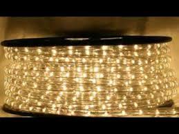 Outdoor Led Rope Lighting 120v 120vlr150ft Ww Warm White 150 110v 120v 2 Wire Led Rope Light
