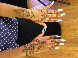 hire prachi henna designs henna tattoo artist in north bergen